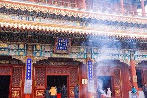 Lama Temple (Yonghegong), Beijing