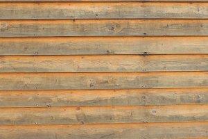 Brown wood logs background