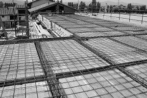 Concrete construction phases