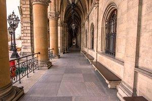 Vienna arcades