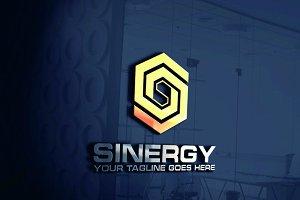 Letter S | Sinergy | Logo Template