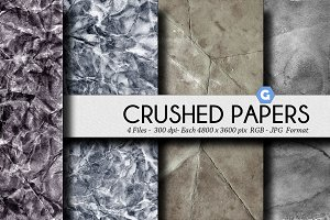 Crushed Papers