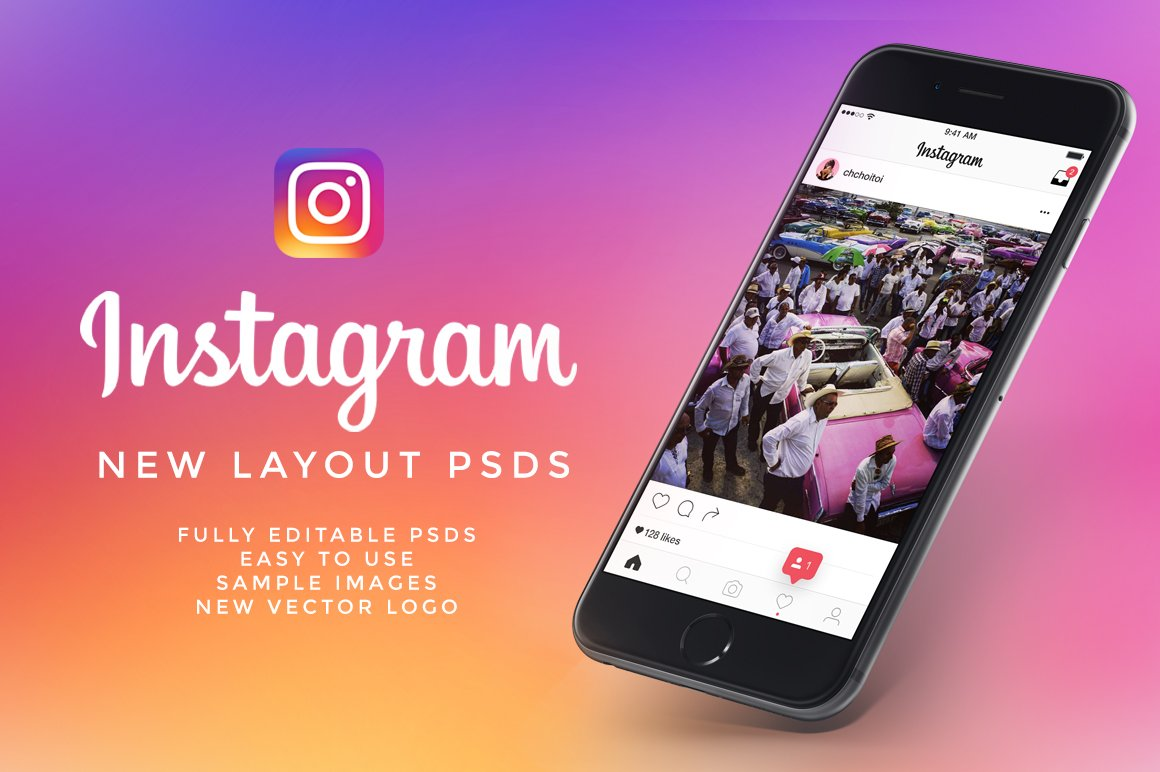 Instagram Layouts: Beautiful Templates to Design Your Own Graphics ...