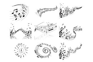 Musical Designs Sets