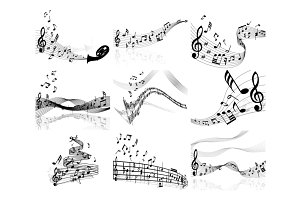 Musical Designs Sets