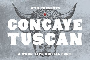 Concave Tuscan