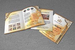 Funeral Program Template-V508