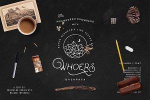 The Doewoers Font Bundle | 70% OFF
