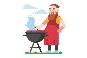 Barbecue Chef
