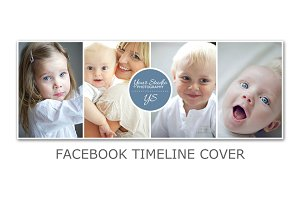 Facebook Cover Template Photoshop FB