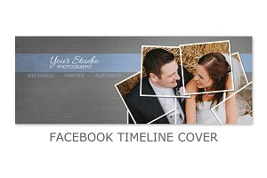 Facebook Timeline Template FB Cover