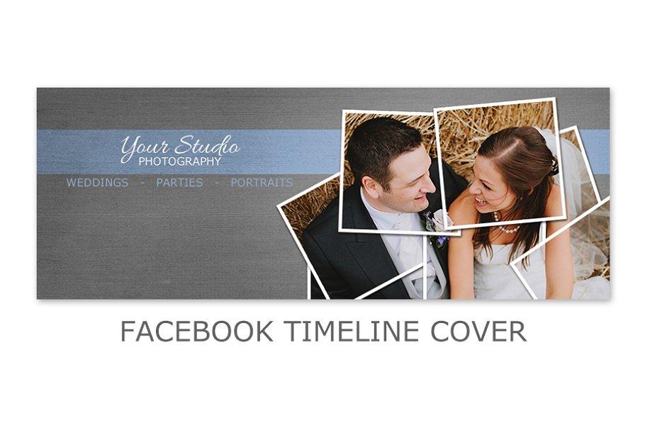 Facebook Timeline Template FB Cover