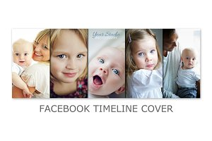 FB Cover Facebook Template Timeline