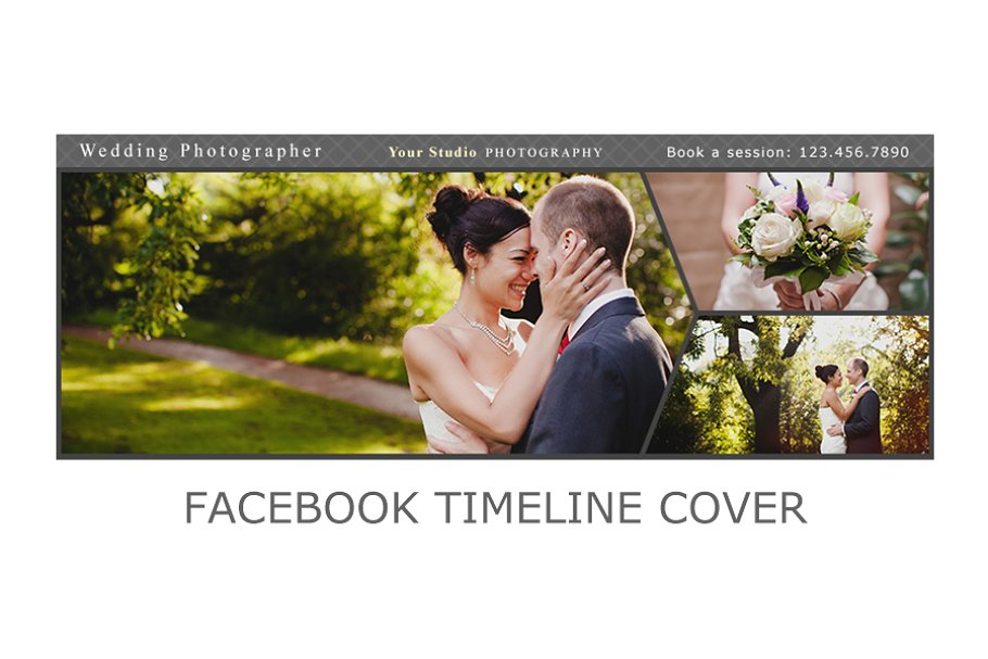 Facebook Banner Template FB Cover