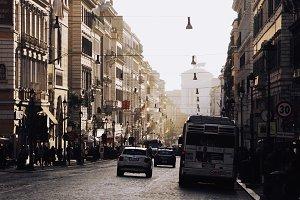 Rome's Street