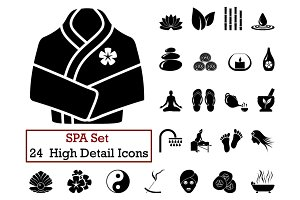 24 SPA Icons