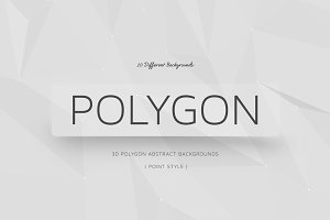 Polygon Clean | Point Style | v12