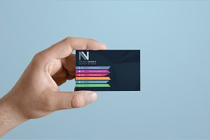 ColorLines Business card