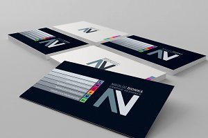 Minimal Stylish Business Cards