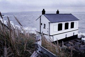 Lepe Beach Boat House
