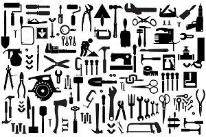 Set  hand tools