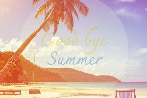 goodbye summer
