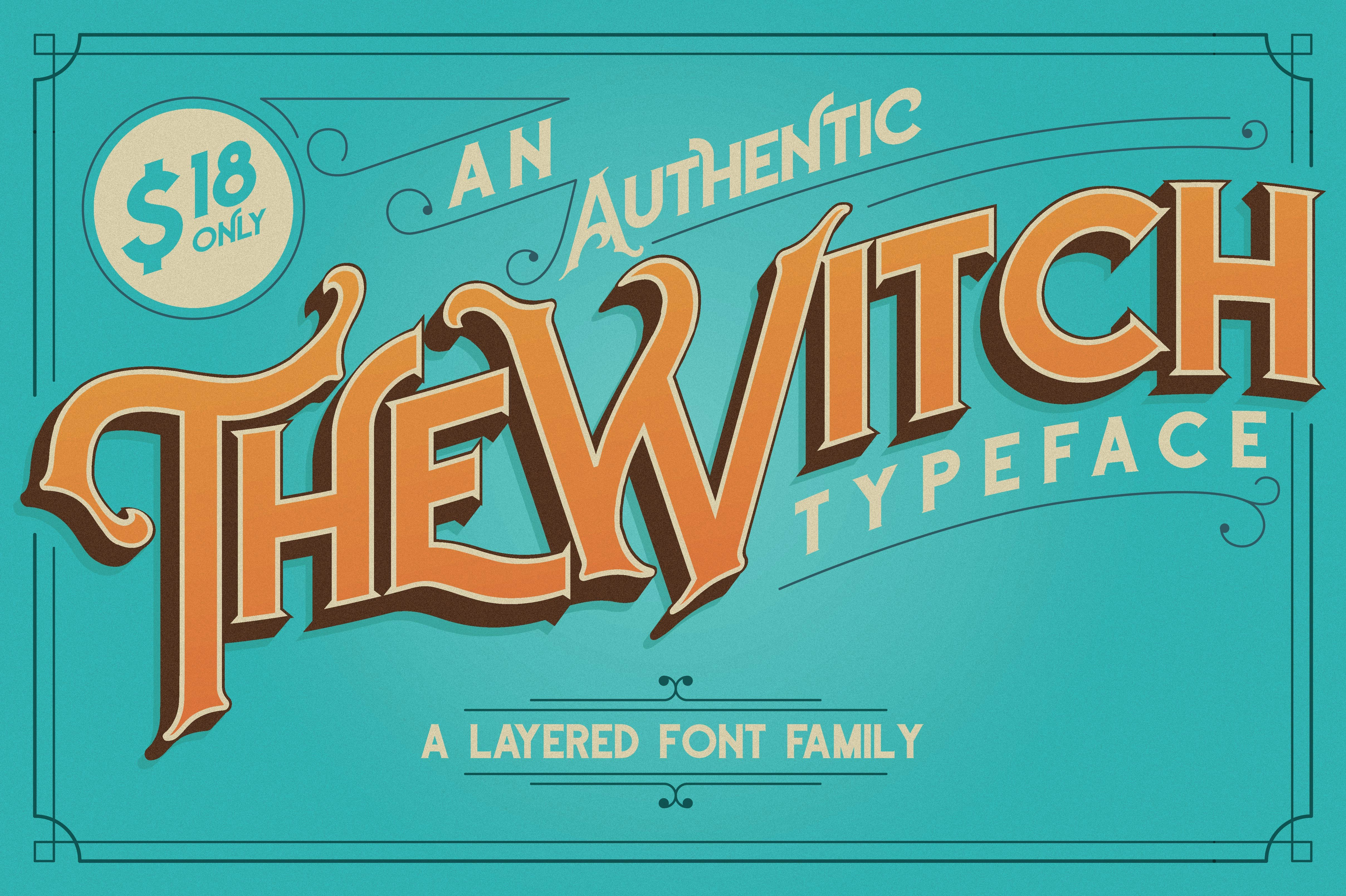 Witch Photos, Graphics, Fonts, Themes, Templates ~ Creative Market