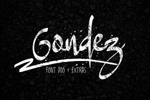 Gondez Font Duo + Ekstra