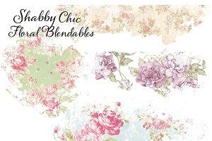 Shabby Chic Blendable Overlays