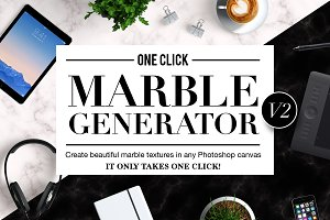 OneClick Marble Texture Generator V2