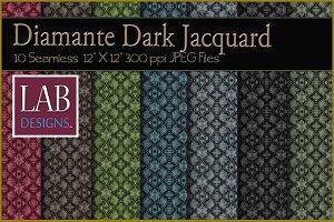 10 Seamless Jacquard Fabric Textures