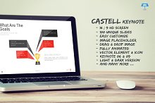 Castell Keynote Template