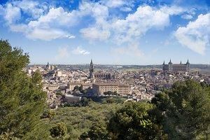Toledo, Spain, view