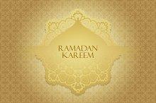 Ramadan graphic background