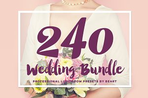 Wedding Lightroom Presets Bundle HQ