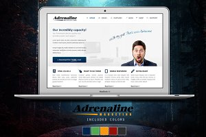 Adrenaline marketing