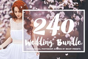 The Best Wedding Photoshop Actions