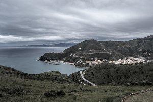 Bahía de Portbou