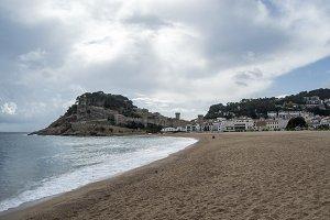 Playa de Tossa de Mar