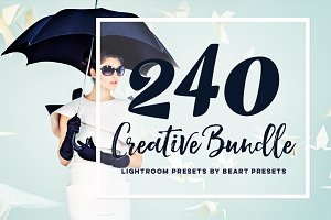 Lightroom Presets Creative Bundle