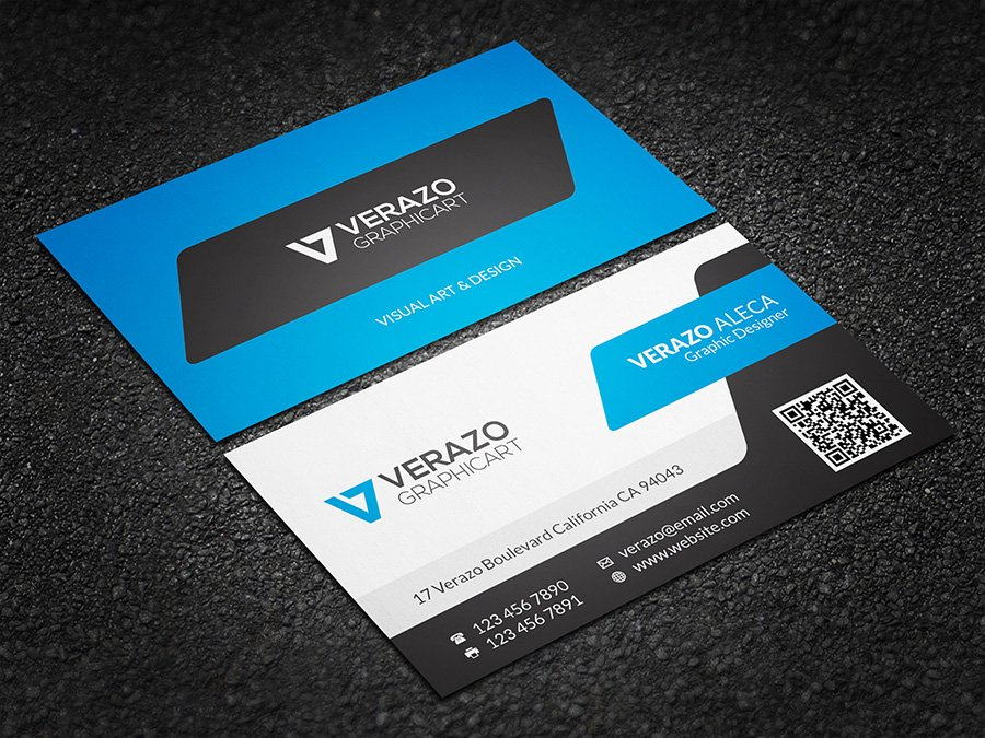 busniess card template - creative corporate business card business card templates