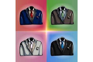 Stylized Jackets