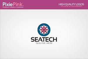 Sea Tech Logo Template