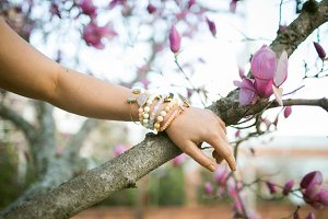 Bracelets Featured Outdoors