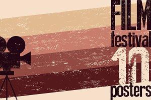 Film festival poster.