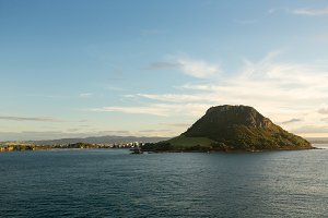 The Mount in Tauranga New Zealand