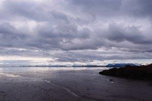 Nordic Coastline (Vintage Look)