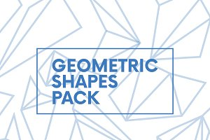 Geometric Shapes Pack