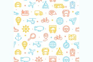 Travel and Transportation Background