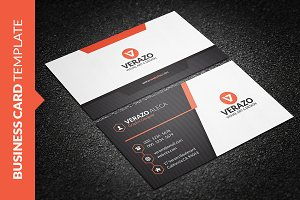 Sleek & Stylish Business Card